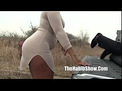 Red head with fat ass get fucked redneck style #fuckingslut