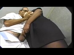 EBONY BBW QUEBEC THREESOME