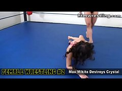 Mixed and Female Fighting Award Video