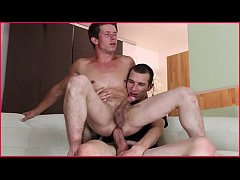 GAYWIRE - Caleb Moreton and Oteo Are Hungry For Bareback Gay Sex