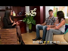 (Charley Chase, Raylene Ramon) - Threesome Therapy - Brazzers