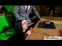 Sex Tape In Office With Huge Round Juggs Sexy Girl (jasmine loulou) movie-20