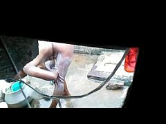 Tamil Aunty Bathing Hidden Cam - 20150611 083239
