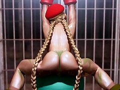 3D Hentai Cammy Street Fighter Perfect Body-FX