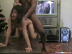taking a bbc doggystyle