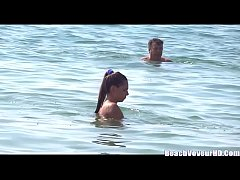 young milfs naked at the beach