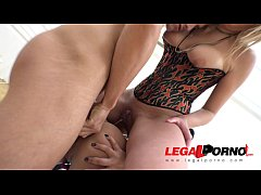 Vanessa Vaughn, Kitana Lure & Lindsey Logan PMAO (3on3 mini orgy) RS076
