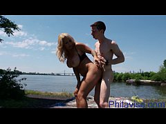 PHILAVISE-Freedom fucking with Alyssa Lynn and Patrick Delphia