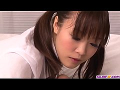 Naked Momoka Rin amazing bedroom sex with a teacher - More at Slurpjp.com