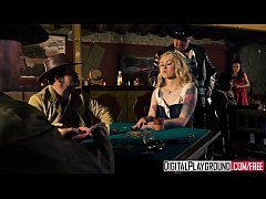 DigitalPlayground - Rawhide Scene 1 Misha Cross and Emilio Ardana