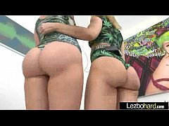 Lesbians (Anikka Albrite & Mia Malkova) Play On Cam With Their Hot Bodies clip-02