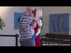 HD Brazzers - Brazzers Exxtra -  Power Rack A XXX Parody scene starring Peta Jensen and Johnny Sins