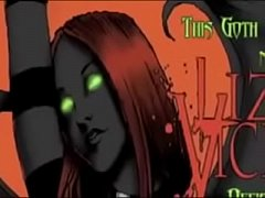 Liz Vicious Issue #1 New Adult Comic Video.