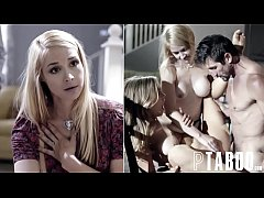 River Fox, Sarah Vandella In Birthday Surprise 2