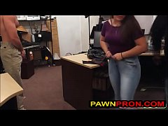 Thieving Couple Gets into Trouble at the Pawnshop