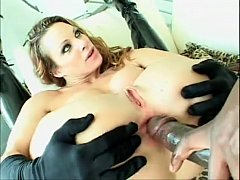 Alexandria Quinn Enjoys Lexington Steele's Big Black Cock