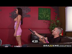 brazzers - big tits in uniform - the rachel remote scene starring rachel starr and mr. pete
