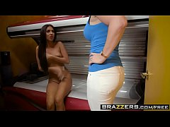 Brazzers - Hot And Mean - (Aubrey Rose, Cory Chase) - Tight And Tanned Part 1