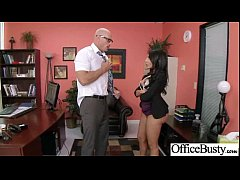 (lela star) Sexy Busty Office Girl Bang Hardcore Style video-20