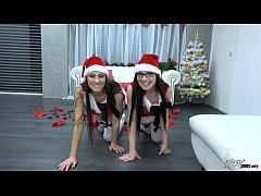 Christmas special with awesome & best super sexbombs Mea & Wendy