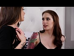 Tattoo Sisters Part 2 - Girlsway