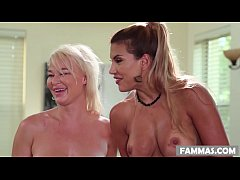 You have to do this to pass the class! - Chloe Foster, Mercedes Carrera and London River