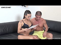 mea melone creampied by muscle guy matt in her reality show