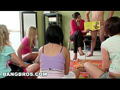 BANGBROS - Story Time with Katie Kayne, Britney Phoenix, and Valentina