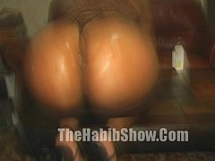 40 INCH Big Booty CoCo STRIPPER FUCKED