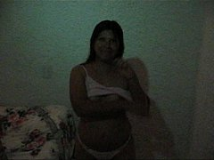 real amateur brunette latina 2