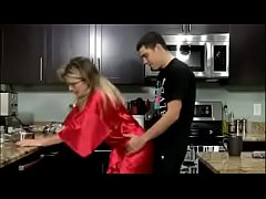 STEPMOMXXXX.COM-Stepmom & Stepson Unexpected Breakfast