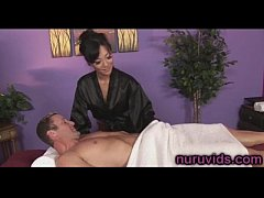 Amazing Asa Akira gives a hot massage