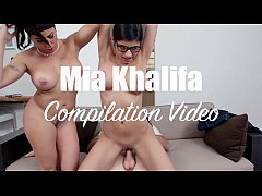 MIAKHALIFA - Sitting on Big Cocks With Big Tits Facing Forward Compilation