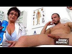 Doctor-patient harrassement feat. wicked Czech milf Gabina
