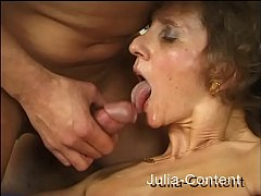 Student fucks and inseminates older lady The mature