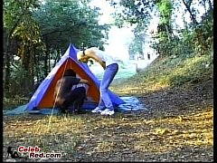 Banging Meanwhile Camping In The Woods Danuta