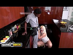 BANGBROS - Latin Babe With Incredible Big Ass Gets Her Pussy Wrecked On Monsters Of Cock