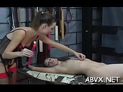 Naked hotties extraordinary servitude combination of real porn