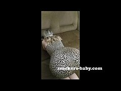 Big ass teen hot sexy girl beautiful porn Tight leopard print dress Snickers baby