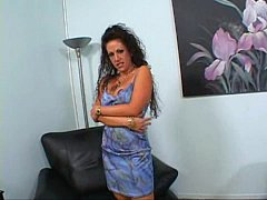 Dirty milf Anjelica gets fucked hard