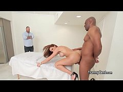 Black guy fucking dudes tranny wife