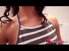 Big Ass Not Sister Loves Tease Me - SisterCums.com