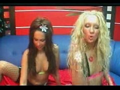 Delicious Body Lesbians Teens Fucking On  ...