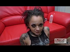 Holly Hendrix Gets Anally Destroyed on Hookup Hotshot