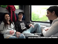 Foursome On Train Public Sex Full here: http:\/\/bit.ly\/sex-on-train