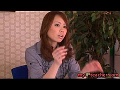 Eri Ouka Sweet real real asian college