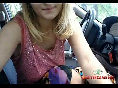 Outdoor Car Cam Nakedness - Chattercams.net