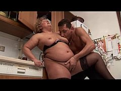 Chubby Granny Loves Sex