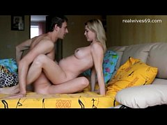 Amateur Pregnant Wife makes Sex with Husband on Realwives69.com