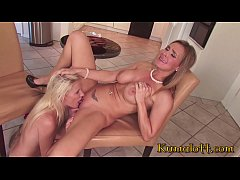 Lesbian Milf Fucks her Best Friend's Hot Daughter
